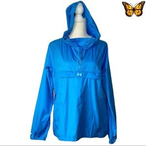 Under Armour Wind Breaker Size Small